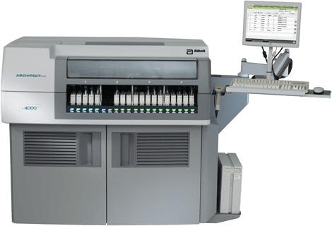 Биохимический анализатор ARCHITECT c4000