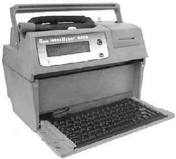 Lion Intoxilyzer 8000