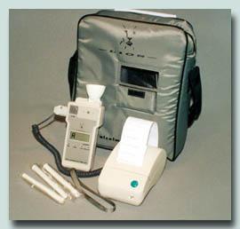 приборы измерения концентрации алкоголя в выдыхаемом воздухе Анализатор паров алкоголя (этанола) Lion Alcolmeter серии SD-400, SD-400P