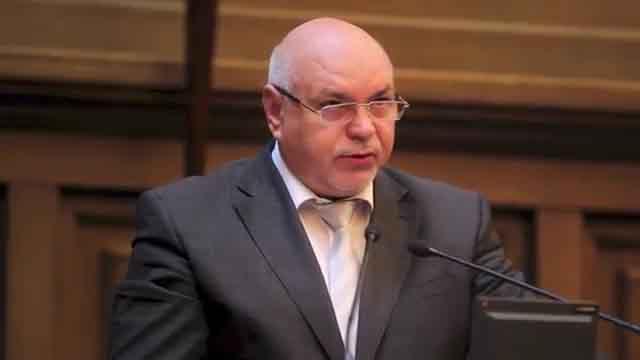 Меркулов Владимир Павлович, судья Верховного Суда РФ