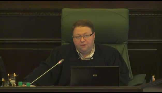 Никифоров Сергей Борисович, Судья Верховного Суда, Судебная коллегия по административным делам Верховного Суда